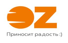 Сертификат на покупку в интернет-магазине Oz.by